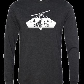 Longsleeve shirt (Bearhawk and Mountains)