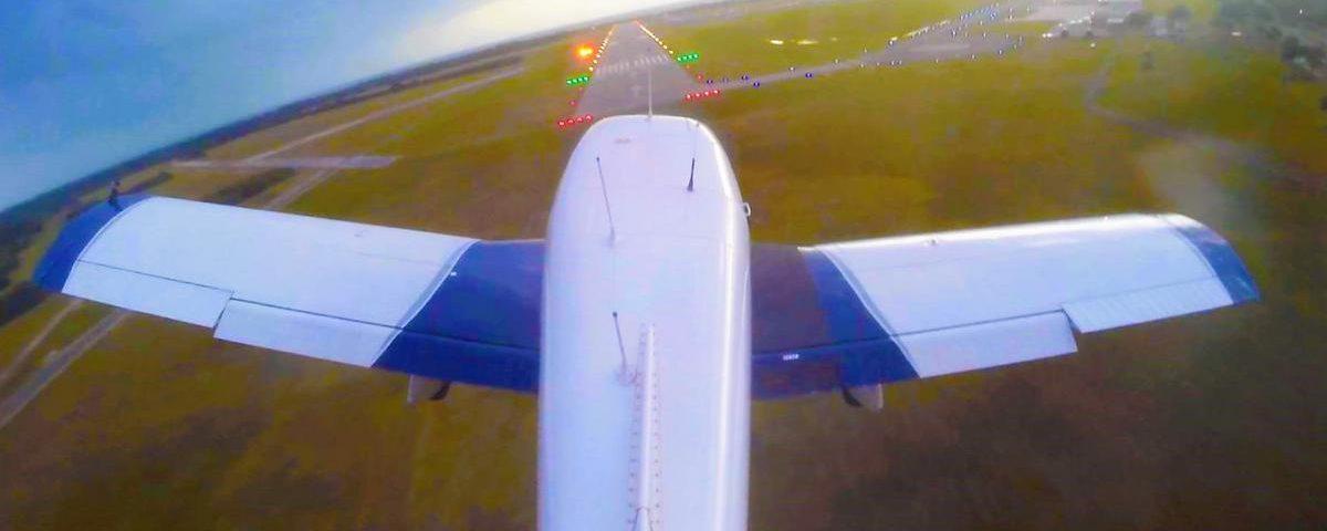 Cross Wind Landings