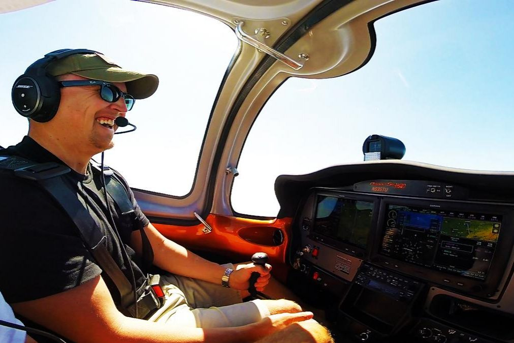 Converting Your Sport Pilot to a Private Pilot License