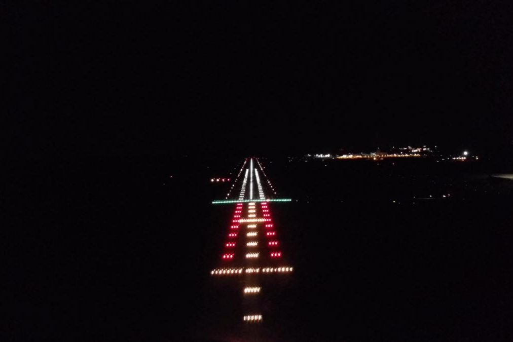 Missed Approach Instructions on a Visual