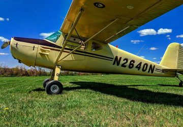 tailwheel flying course